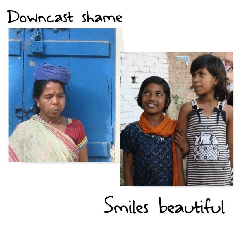 Smiles beautiful