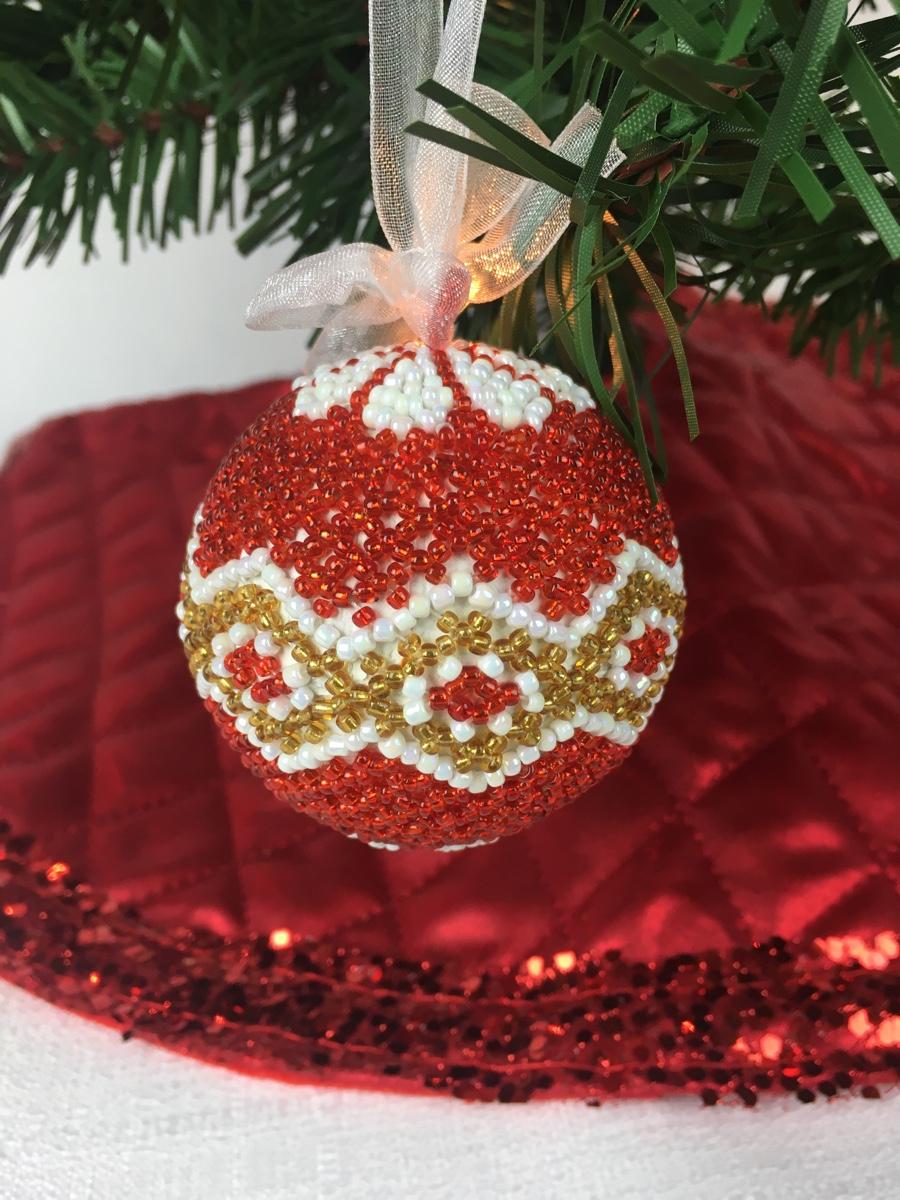 Sauyunan Small Christmas Ornament